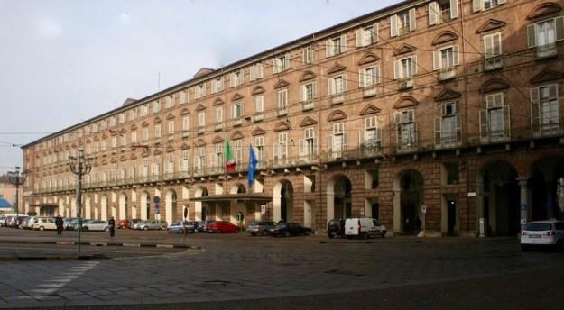 La Prefettura di Torino in piazza Castello