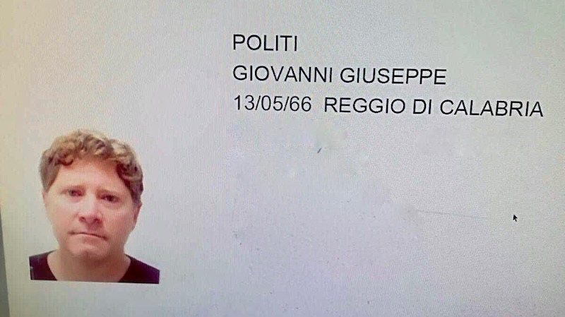 Giovanni Politi, il poliziotto artificiere morto a Firenze