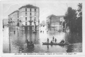 Olona inondazione