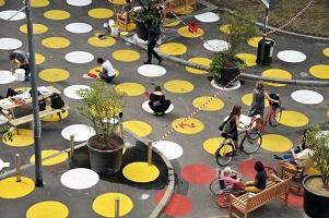 urbanistica tattica progetti onirici