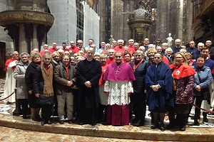 Le Confraternite Lombarde in Duomo