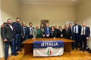 Nel Municipio 6 tre consiglieri su cinque passano da Forza Italia a Fratelli d'Italia
