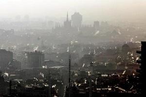 ignorato l'inquinamento da caldaie