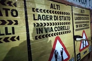 De Corato: 51.400 clandestini in città si attivi il CPR di via Corelli
