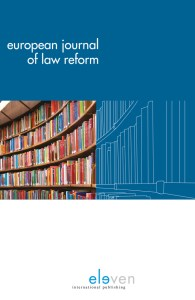The European Union's New 'Better Regulation' Agenda: Between Procedures and Politics. A research note on the Special Issue of the European Journal of Law Reform