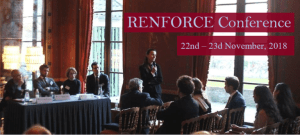 "2018 RENFORCE Conference ""Regulation and Enforcement in the EU"""