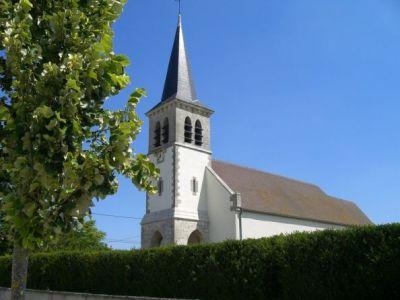Eglise Ossey