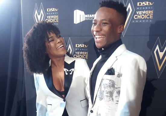 Image result for nomzamo and zamani mbatha