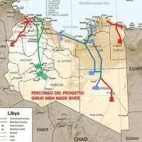 La distruzione della Libia e la privatizzazione dell'acqua
