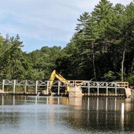 State Will Drop Water Level to 406′ Starting September 15