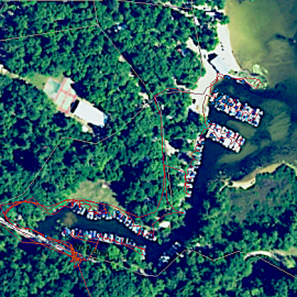 State Finds More Milfoil at Westward Shores