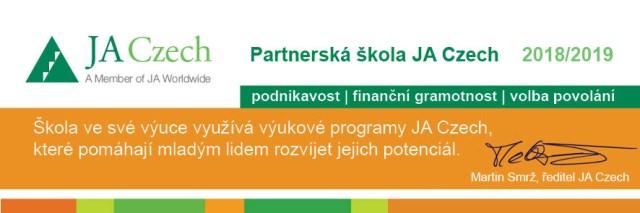 Spolupráce s firmami - logo jaczech
