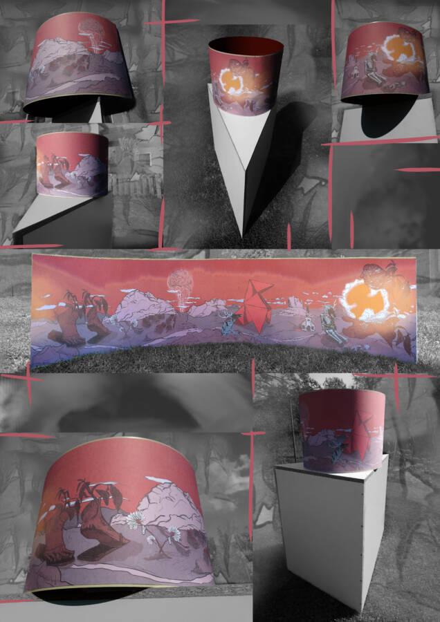 Mladší grafici a fotografové tvořili své klauzurní práce - Vit plachy futura praeteritis 1 scaled