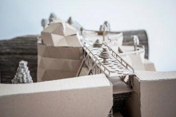 stavby z vlnite lepenky 1
