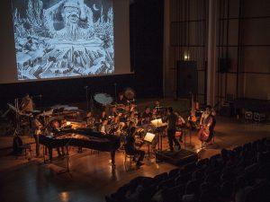 Ensemble instrumental du CNSMD de Lyon
