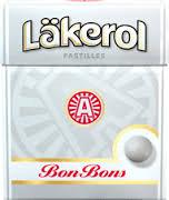 LÄKEROL BONBONS 25G