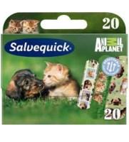 SALVEQUICK ANIMAL PLANET LAASTARI 20 KPL