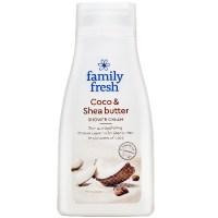FAMILY FRESH SUIHKUGEELI COCO & SHEA BUTTER 500ML