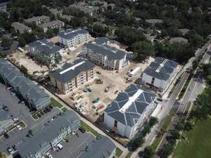 Urban-Village-apartment-community-construction