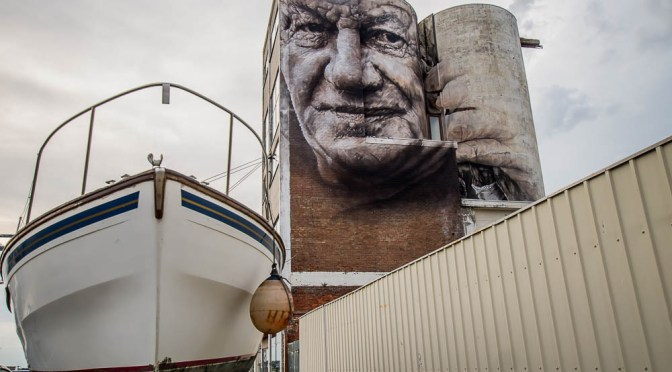 The Crystal Ship #13: Guido Van Helten