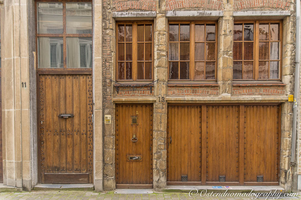 Thursday Doors: Antwerp #1