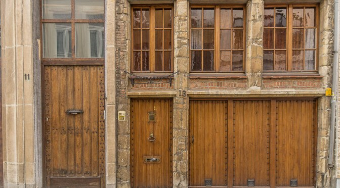 Doors In Antwerp