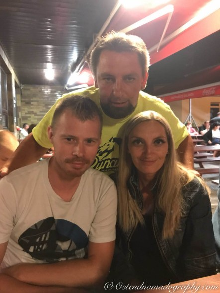 My Czech brother and sister: Kuba and Lucka. friendship since 2001.