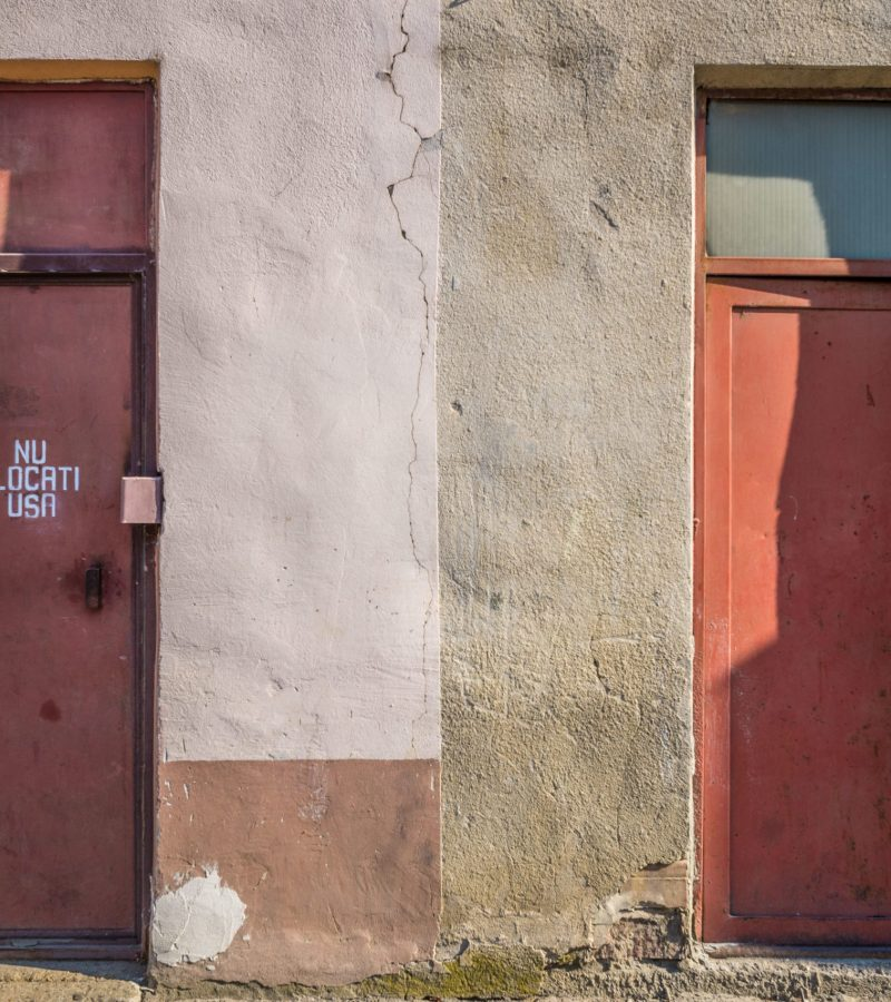 Thursday Doors: Sibiu