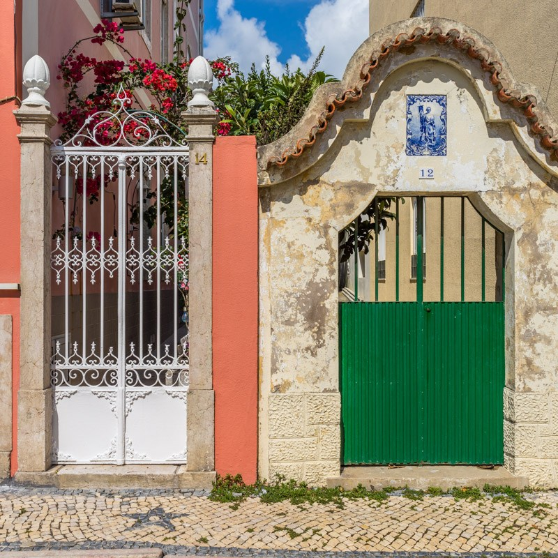 Thursday Doors: Figueira da Foz
