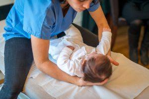 osteo bébé nourrisson