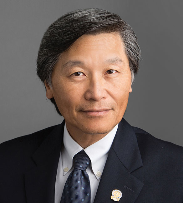 Peter Moy Finishes Term as OSCF Chair