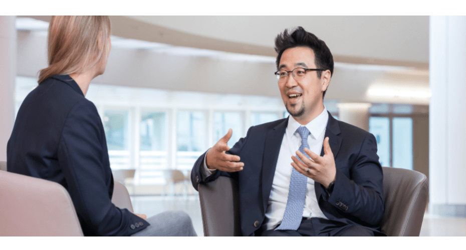 A chat with Jung-Chul Park