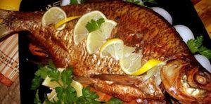 Запеченный лещ в духовке – рецепт с фото для хозяйки