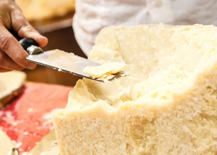Menù Parmigiano