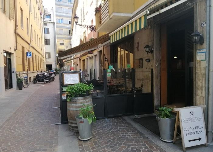 Mangiare in Sicurezza a Parma.. Piatti Tipici di ottima Cucina in relax!