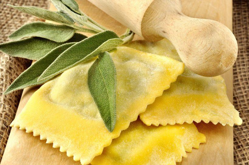 I Tordlet d'arbétì e i Piatti Tipici di Parma alla Antica Osteria della Ghiaia