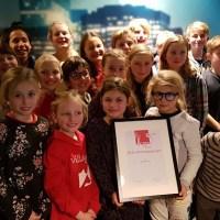 Østmarka Orienteringsklubb fikk Rekrutteringsprisen 2017