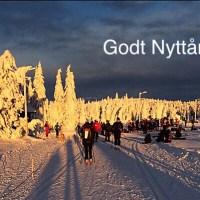 Godt Nyttår fra Østmarka orienteringsklubb