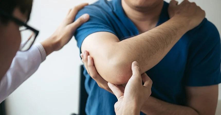 Αρθροπλαστική Αγκώνα