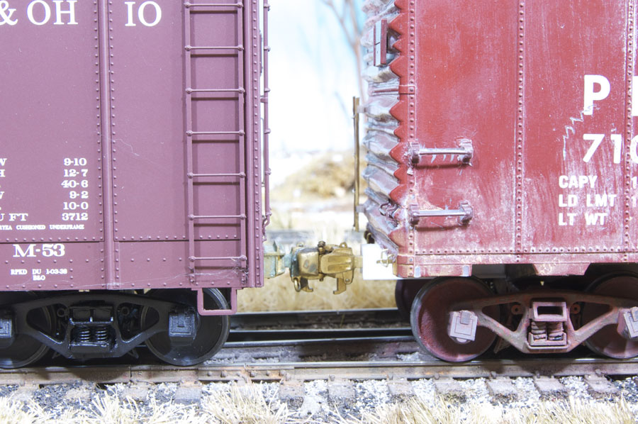 Coupler height checks out