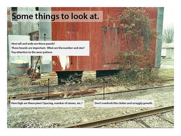 Cedar Grove Mill study notes