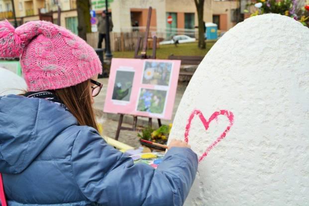 Jarmark Wielkanocny w Olsztynku fot. Archiwum MBL-PE w Olsztynku (3)