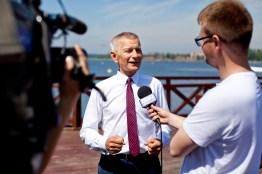 Burmistrz Ostródy - Czesław Najmowicz
