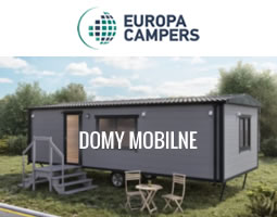 domy mobilne