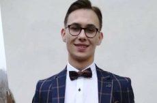 MICHAŁ KŁOSOWSKI - WOLONTARIUSZ Z INTERNATU WŚRÓD OŚMIU WSPANIAŁYCH POLSKI