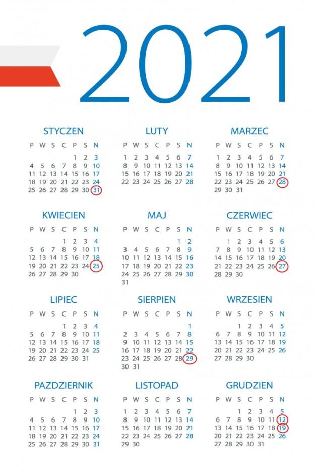 SPRAWDŹ KIEDY SĄ NIEDZIELE HANDLOWE W 2021 ROKU