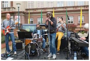 Koncert pro Ostrováky 2014