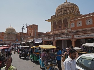 Jaipur city centre