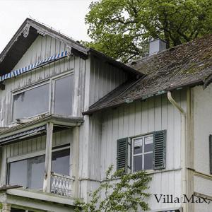 Villa Max – Bebauungsplan Südliche Seestraße