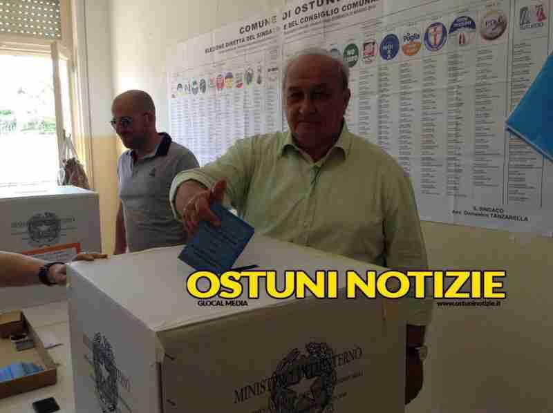 Tutuccio Semerano al Voto